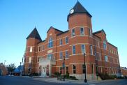*Cadiz, Judicial Center, Built 2009, Arch- CMW, Inc. Contr- Codell Constr. Co.