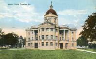 Crowley, Built 1902, Arch- J. Riely Gordon & W. L. Stevens, Contr- Tom Lovell