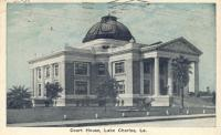 Lake Charles, Built 1912, Arch- Favrot & Livaudais, Contr- Texas Bldg Co.