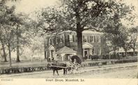 Mansfield, Built 1850, Contr- Johnson