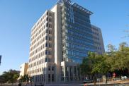 *Baton Rouge, 19th Judicial Bldg., Built 2007, Arch- Post Arch. and KPS Group, Contr- Walton Constr. Co.