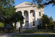*Carrollton, Former Courthouse Site now in Orleans Parish, Built 1855, Arch- Henry Howard, Contr- Frederick Wing and Robert Crozier