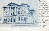 Gretna, Built 1906, Arch- Soule & McDonnell, Contr- F. B. Hull Constr. Co.