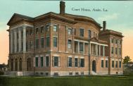 Amite, Built 1908, Arch/Contr- F. B. Hull Constr. Co.