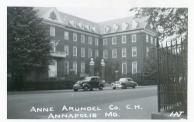 Annapolis, Built 1824, Enlarged in  1892 with additions in 1939, 1952 and then 1994.