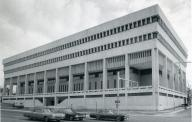 Towson, Courts Building, Built 1973, Arch- Paul Gaudreau  of Gaudreau, Inc., Contr- Harbour Constr. Inc.