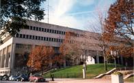 *Towson, Courts Building, Built 1973, Arch- Paul Gaudreau  of Gaudreau, Inc., Contr- Harbour Constr. Inc.