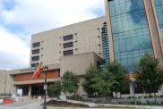 *Rockville, Justice Center, Built 1982 with 2012 addition, Arch- AECOM, Contr- Tompkins Builders