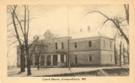 Leonardtown, Built 1901, Arch/Contr- B. F. Smith Co.