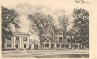 Lenox, Former courthouse site, Built 1791