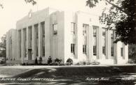 Alpena, Built 1935, Arch- William H. Kuni, Contr- Henry C. Weber Constr. Co.