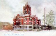 Grand Rapids, Built 1892, Arch-Sidney J. Osgood, Contr- Western Constr. Co