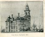 Big Rapids, Built 1886, Arch- N. J. Gibbs, Contr- Crocker & Hudmutt