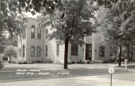 Reed City,  Built 1884, Remodeled in 1937, Arch- Roger Allen, Contr- Fred Gietzen