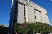*Detroit, Frank Murphy Hall of Justice, Built 1969, Arch- Elberle M. Smith, Assoc., Contr- Darin & Armstrong, Inc.