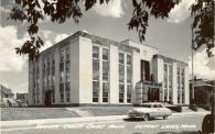 Detroit Lakes, Built 1942, Arch- Foss & Co. and Willard E. Randolph, Contr- Foss & Co. and Ralph L. Bloom