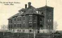Ivanhoe, Converted jail just built in 1904