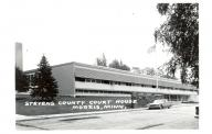 Morris, Built 1957, Arch- Foss & Co., Contr- Larson Construction Company.