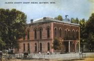 *Quitman, Built 1880, Arch/Contr - Ruldoph Benz (Copy of postcard)