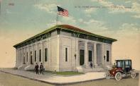 Hattiesburg, Federal Building, Arch-James Knox Taylor, built in 1911, County courts in 1974.