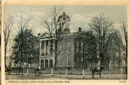 Holly Springs, Built 1870, Arch- Spires Boling, Contr- Fletcher Sloan
