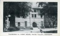 Water Valley, Built 1896, Rebuilt after fire in 1913, Arch- P. J. Krouse, Contr- Lockett & Irby