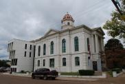 *Yazoo City, Built 1870 with 1992 addition, Arch- Godfrey, Bassett, Kuykendall & Campbell, Contr-Arcon Corp.