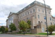 *Columbia, Courthouse addition, Built 2007, Contr- United HRB
