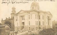 Jackson, Courthouses built 1870 and 1908