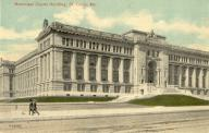 Municipal Courts, Built 1911