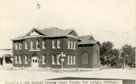 Red Lodge, Built 1899 with 1940 additions