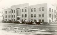 Miles City, Built 1949, Arch- J. G. Link, Inc., Contr- James C. Boesplug Constr. Co.