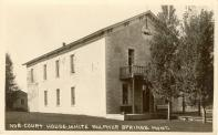 White Sulphur Springs, Built 1882