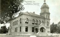 Hamilton, Built 1900, Arch- A. J. Gibson, Contr- Charles Stabern, Now a museum
