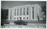 Beaver City, Built 1949, Arch- John Latenser & Sons, Contr- Francis R. Orshek, Inc.