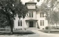 Alma, Built 1888, Remodeled 1922.