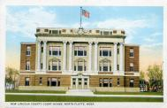 North Platte, Built 1923, Arch- George A. Berlinghof, Contr- McMichael Bros., Completed 1932, Arch-C C Coursey, Contr- H R McMichael