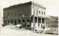 Aurora, Former Courthouse Site, Built 1874
