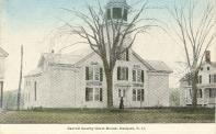 Ossipee, Built 1840 with additions in 1856 and 1887