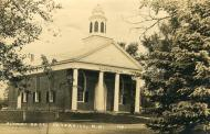 Haverill, Former courthouse, Built 1846
