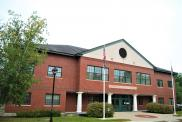 *Plymouth, District Courthouse, Built 1995, Arch- Samyn D