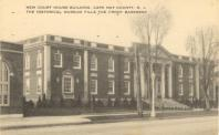 Cape May Courthouse, Built 1927, Arch- Edwards & Green