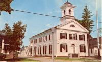 Cape May Courthouse, Built 1849, Arch- Samuel Ware and James L. Smith, Contr- Daniel Hand, Jr.