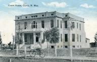 Clovis, Built 1910, Contr- J. Sterling Marsh Manufacturing Co.