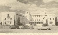 Las Cruces, Built 1937, Arch- Percy McGhee