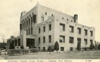 Gallup, Built 1939, Arch- K. L. House and Trost & Trost, Contr- Trost & Trost