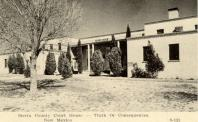 Truth or Consequences (Formerly Hot Springs), Built 1939, Arch- Wilfred Stedman, Contr- C. S. Lambie & Co.(WPA))