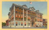 Poughkeepsie, Built 1902, Arch- William J. Beardsley. Contr- Campbell & Dempsey