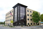*Malone, Courthouse Addition, Built 2010, Arch - Beardsley Architects & Engineers