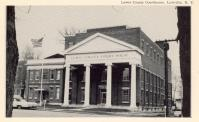 Lowville, Rebuilt 1949 after 1947 fire, Arch- Thomas P. Phillips, Contr- Wager Bros. Inc.